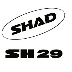 Accessories and parts Shad Sh29 Shad Stickers 2011