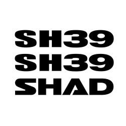 Accessories and parts Shad Sh39 Stickers