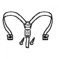 Accessories and parts Shad Set Buckles Sh36 2014