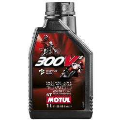 Maintenance and cleaning Motul 300v2 4t Factory Line 10w50