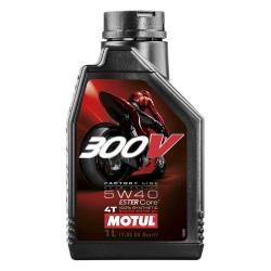 Maintenance and cleaning Motul 300v Fl Road Racing 5w40