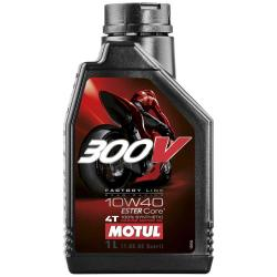 Maintenance and cleaning Motul 300v Fl Road Racing 10w40
