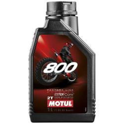 Maintenance and cleaning Motul 800 2t Fl Off Road