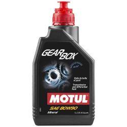 Maintenance and cleaning Motul Gearbox 80w90