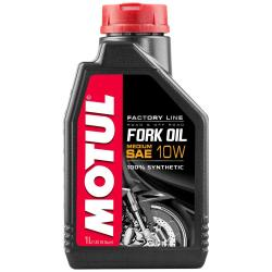 Maintenance and cleaning Motul Fork Oil Factory Line Medium 10w