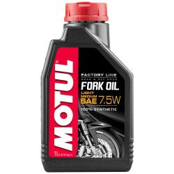 Maintenance and cleaning Motul Fork Oil Factory Line Med/light 7.5w