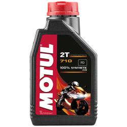 Maintenance and cleaning Motul 710 2t