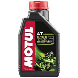 Maintenance and cleaning Motul 5100 10w30 4t