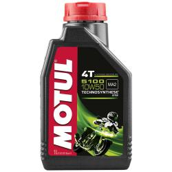 Maintenance and cleaning Motul 5100 10w50 4t