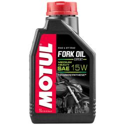 Maintenance and cleaning Motul Fork Oil Expert Med/heavy 15w