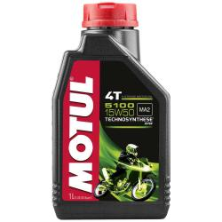 Maintenance and cleaning Motul 5100 15w50 4t