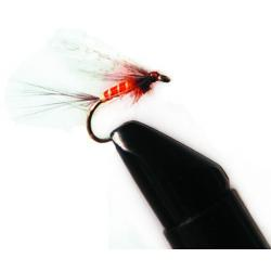 Flies and streamers Hart Wet Fly Red