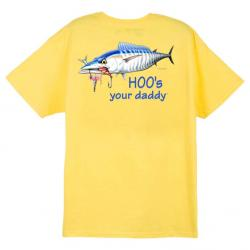T-shirts Aftco Hoos Your Daddy