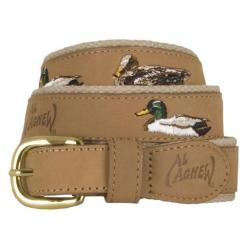 Belts Al-agnew Leather Mallards