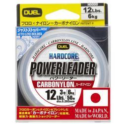 Fluorocarbon lines Duel Hardcore Powerleader Cn