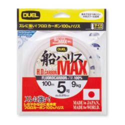 Fluorocarbon lines Duel H.d. Carbon Max Fluorocarbon 100