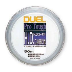 Fluorocarbon lines Duel H.d. Carbon Fluorocarbon 50