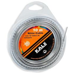 Lead core and steel lines Kali Lead Core Nylon With Rivets 10