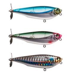 Stickbaits and wtd Duel Silver Prop F