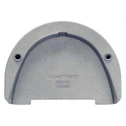 Anodes Martyr-anodes Volvo Penta Sx Outdrive Gearhouse Zinc Anode