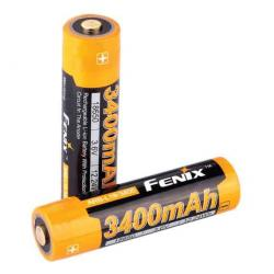 Cells Fenix Rechargeable Batteries Arb L18 3400