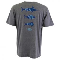 T-shirts Aftco Eat More Fish