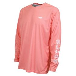 T-shirts long sleeve Aftco Jigfish L/s