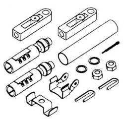 Steering equipment Uflex K57 Adaptor Kit