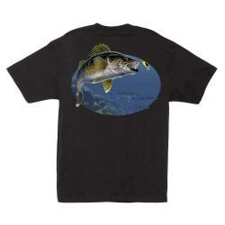 T-shirts Al-agnew Walleye Crankbait
