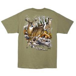 T-shirts Al-agnew Hunters Dream