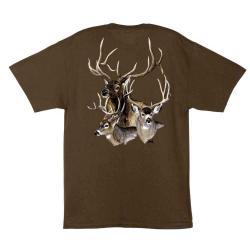 T-shirts Al-agnew Big Three