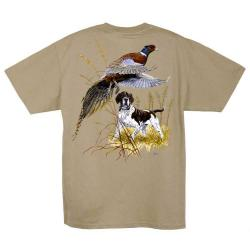 T-shirts Al-agnew Pheasant Hunt
