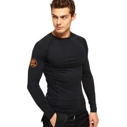Base layers Superdry Carbon Baselayer Crew