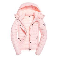 Coats and parkas Superdry Fuji Slim Double Zip Hood