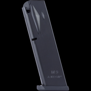 Mec-Gar Beretta 92FS M9 9mm 18-Round Anti-Friction Magazine