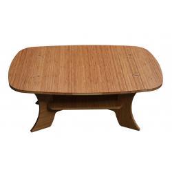 The Samurai Series - Bamboo Rectangular Coffee Table