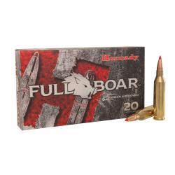 HORNADY Full Boar 243 Win. 80 Grain GMX Ammo, 20 Round Box (80454)