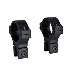 BKL Long 1in Medium Dovetail Scope Rings (257-MB)