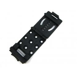 COMP-TAC PLM Attachment Push Button Locking with Single Mag Pouch Hardware Mount Holster Part (C53700000NSPN)