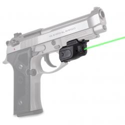 LASERMAX Lightning Rail Mounted Green Laser with GripSense (GS-LTN-G)