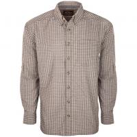 DRAKE FeatherLite Check L/S Shirt