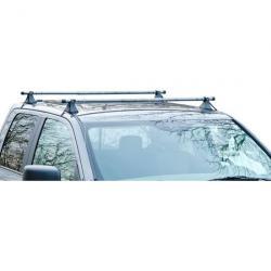 Apex TRCB-4460-U Universal Telescoping Strap-Attached Steel Roof Cross Bars