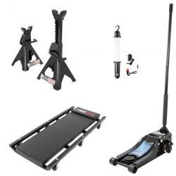 Black Widow Essential Automotive Shop Kit