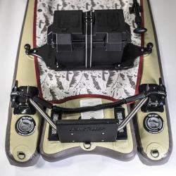 Fish Stalker Kayak Standup Paddle Board Trolling Motor Mount System