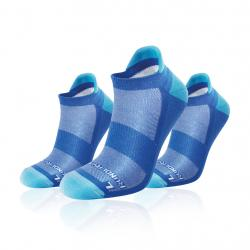Men's Anti-Blister Running Socks - Low (3 Pair Pack)