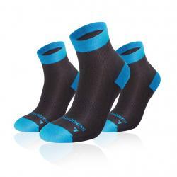 Men's Anti-Blister Running Socks - Mid (3 Pair Pack)