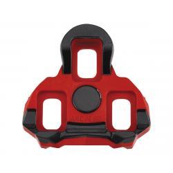Exustar ARC R2 Look Keo Cleats (Red) (6deg) - E-ARCR2