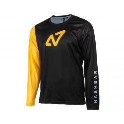Nashbar Enduro Sport MTB Long Sleeve Jersey (S) - NB1001-S