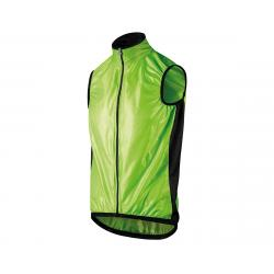Assos Men's Mille GT Wind Vest (Visibility Green) (S) - 1334338VG-S