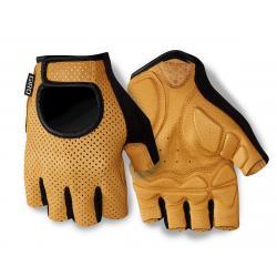 Giro LX Short Finger Bike Gloves (Tan) (2016) (S) - 7068697